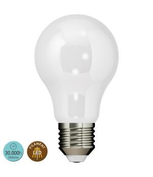 ΛΑΜΠΑ LED E27 10W FILAMENT LED BULB  2700K 230V ΘΕΡΜΟ ΛΕΥΚΟ