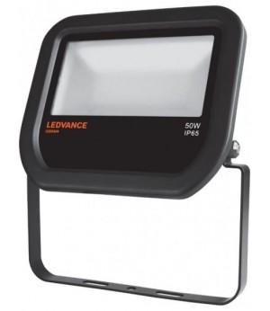 Προβολέας LED 50W 3000K Μαύρος IP65 OSRAM - LEDVANCE