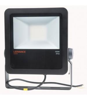 Προβολέας LED 100W 4000K Μαύρος IP65 OSRAM - LEDVANCE