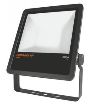 Προβολέας LED 200W 4000K Μαύρος IP65 OSRAM - LEDVANCE